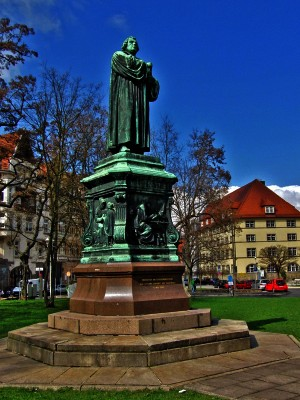Luther Eisenach